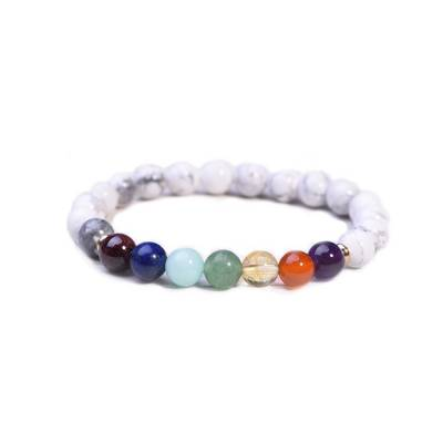 bracelet chakra pierre naturelle