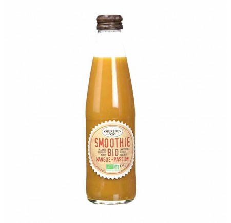 Smoothie Mangue Passion BIO 25cl