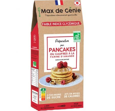 Pancakes et gaufres