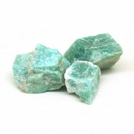 Pierre naturelle Amazonite Brute