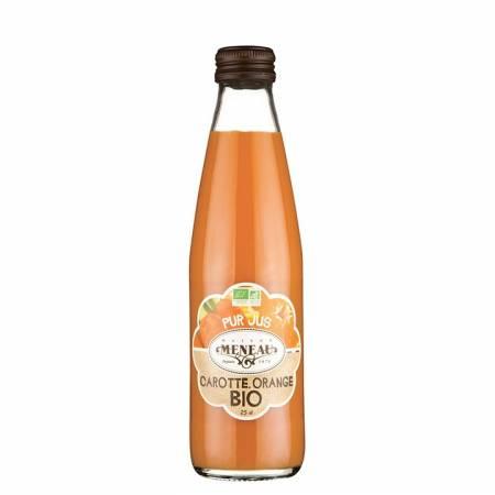 Pur jus Carotte Orange BIO 25cl