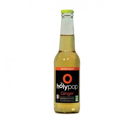 Soda aux plantes GINGER BIO 27,50cl