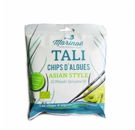 Chips d'algues ASIAN STYLE BIO 40g