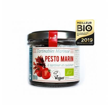 Pesto Rouge marin BIO 90g