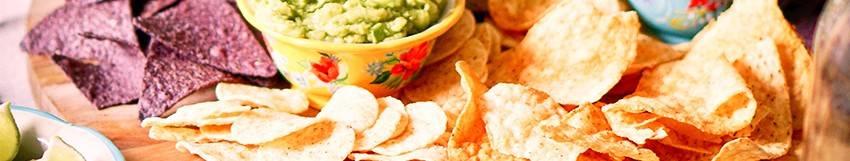 Chips et biscuits apéritifs bio