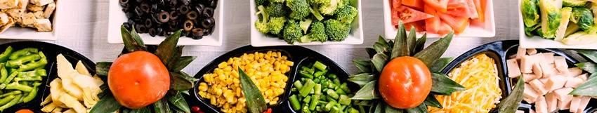 Tartinables aux légumes